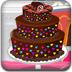可口的巧克力蛋糕