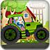 农场拖拉机驾驶