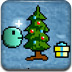 小圆球吃圣诞礼物