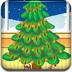 美丽圣诞树装扮
