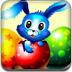 复活节兔子拼图
