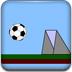 跳跃的足球小游戏