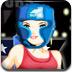 女拳击手装扮