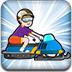 新年雪橇车