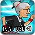 ��怒的老奶奶玩酷跑1.7