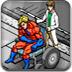 轮椅拯救超人