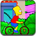 辛普森自行车越野赛