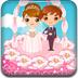 浪漫玫瑰婚礼蛋糕2