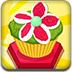 棉花糖杯子蛋糕