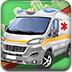 救护车拼图