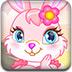 萌萌的小兔子