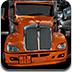 橙色卡车拼图