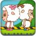 喜羊羊美羊羊在一起