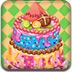 漂亮的婚礼大蛋糕