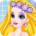长发公主的紫色梦幻