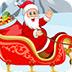 圣诞老人逃脱狗熊