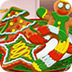 圣诞节曲奇饼干