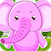 照顾可爱的小象
