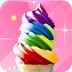 制作彩虹冰淇淋