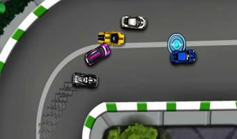 激情极速赛车