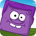 紫色方块回家2