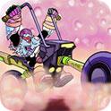摩托车跑酷