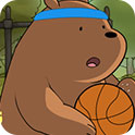 三只熊打篮球