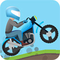 摩托车越野赛车