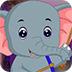 救援跳舞的大象