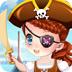 甜美小海盗装扮