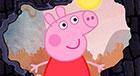 小猪佩奇山洞寻宝