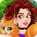 奥利维亚收养猫