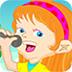 救援年轻女歌手