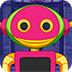 救援粉色机器人