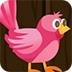 救援粉红的小鸟