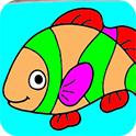 小鱼儿图画册