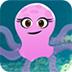 救援海底章鱼