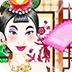 花木兰新娘装