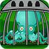 困在牢笼的章鱼
