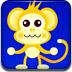 小猴吃香蕉