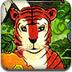 丛林动物找数字
