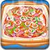 可口方形披萨