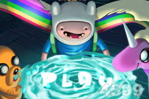 Adventure Time Chuang den invincible version